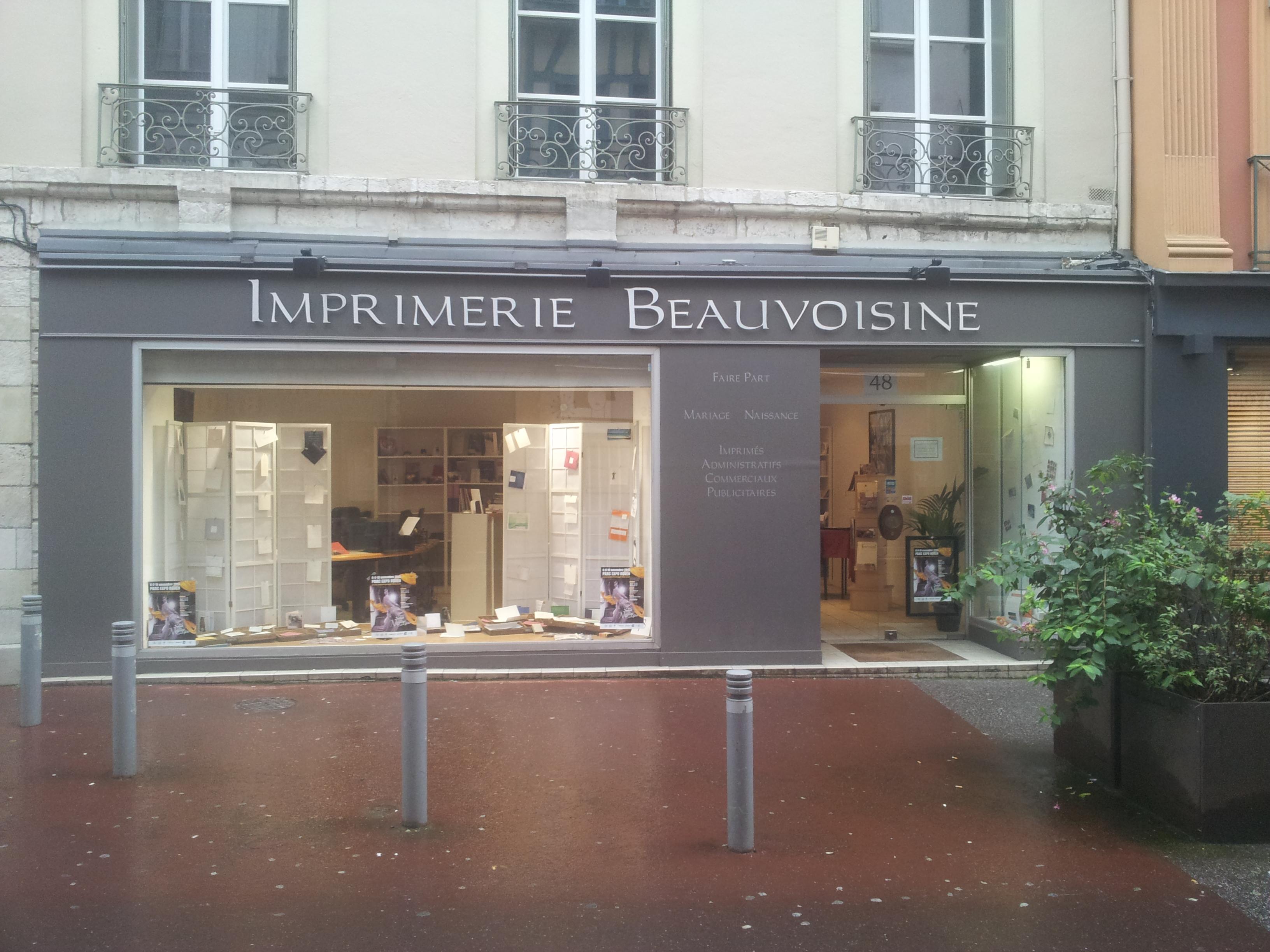 Imprimerie beauvoisine services aux entreprises for Plans d imprimerie