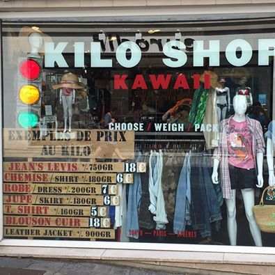 KILO SHOP KAWAII ROUEN