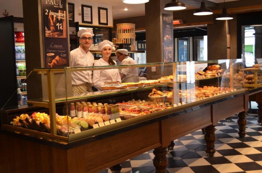 PAUL GROS HORLOGE - Boulangeries / Pâtisseries - Restaurants ...
