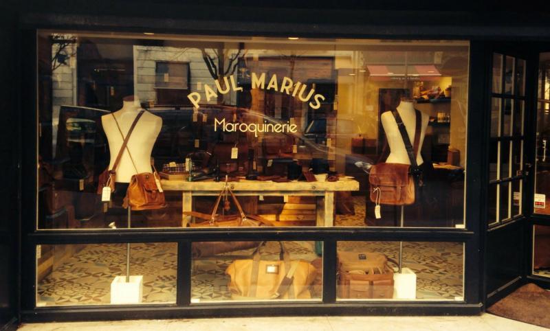 Chambres De Femmes : Paul marius maroquinerie rouen centre vitrines de