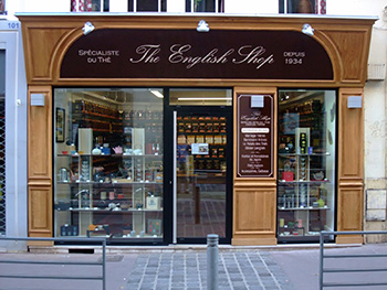 THE ENGLISH SHOP ROUEN