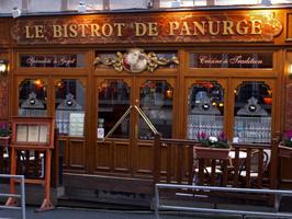 Le bistrot de panurge restaurants rouen centre - Le petit zinc rouen ...