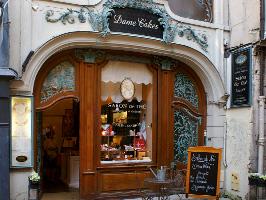DAME CAKES - Salons de thé ROUEN Centre | Vitrines de Rouen