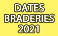 Bouton accueil dates braderies 2021