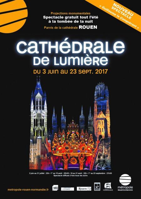 Spectacle Cathédrale de Lumière