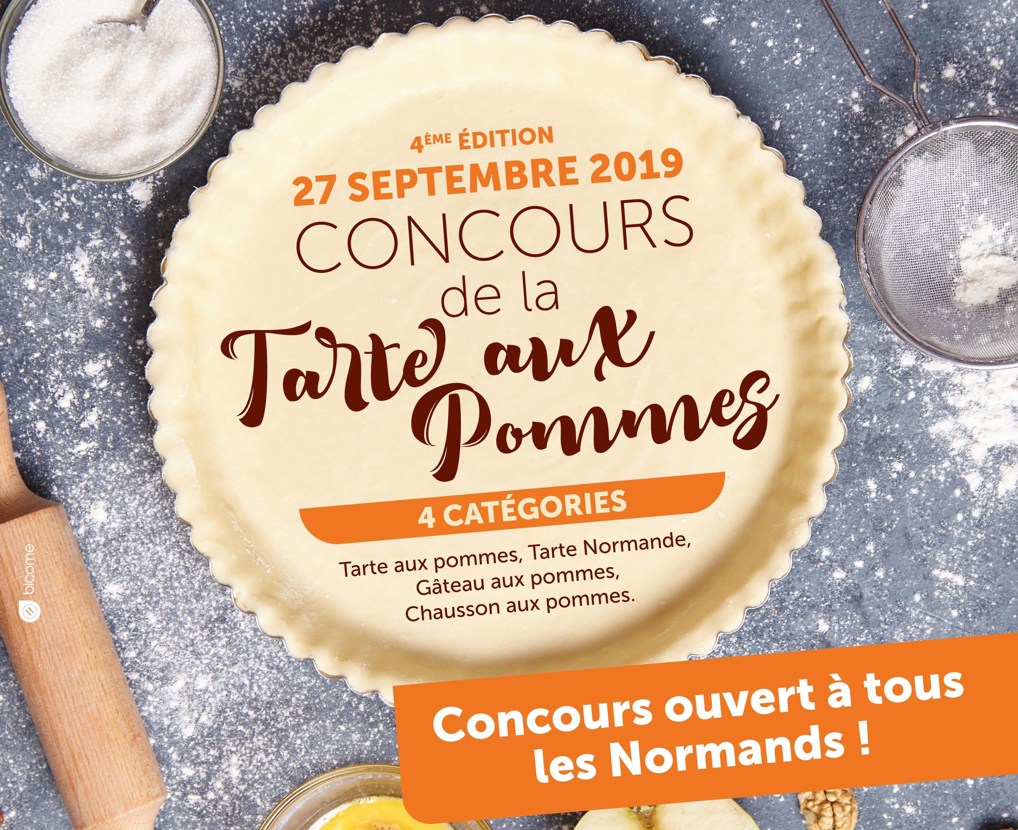 Concours de la Tarte aux pommes de Rouen