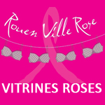 carre vitrines roses