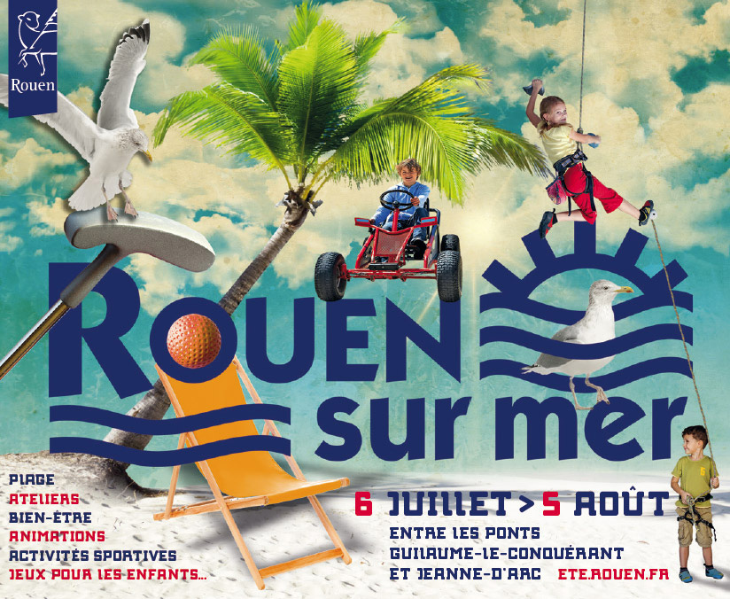 Rouen sur Mer 2018