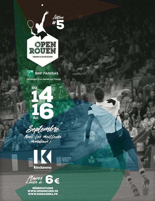 Open de Rouen de Tennis
