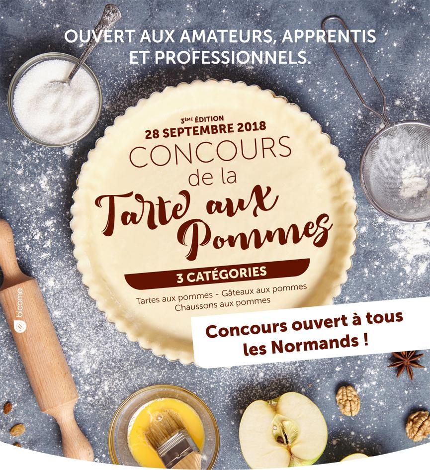 3e édition – Concours Tartes aux Pommes de Rouen