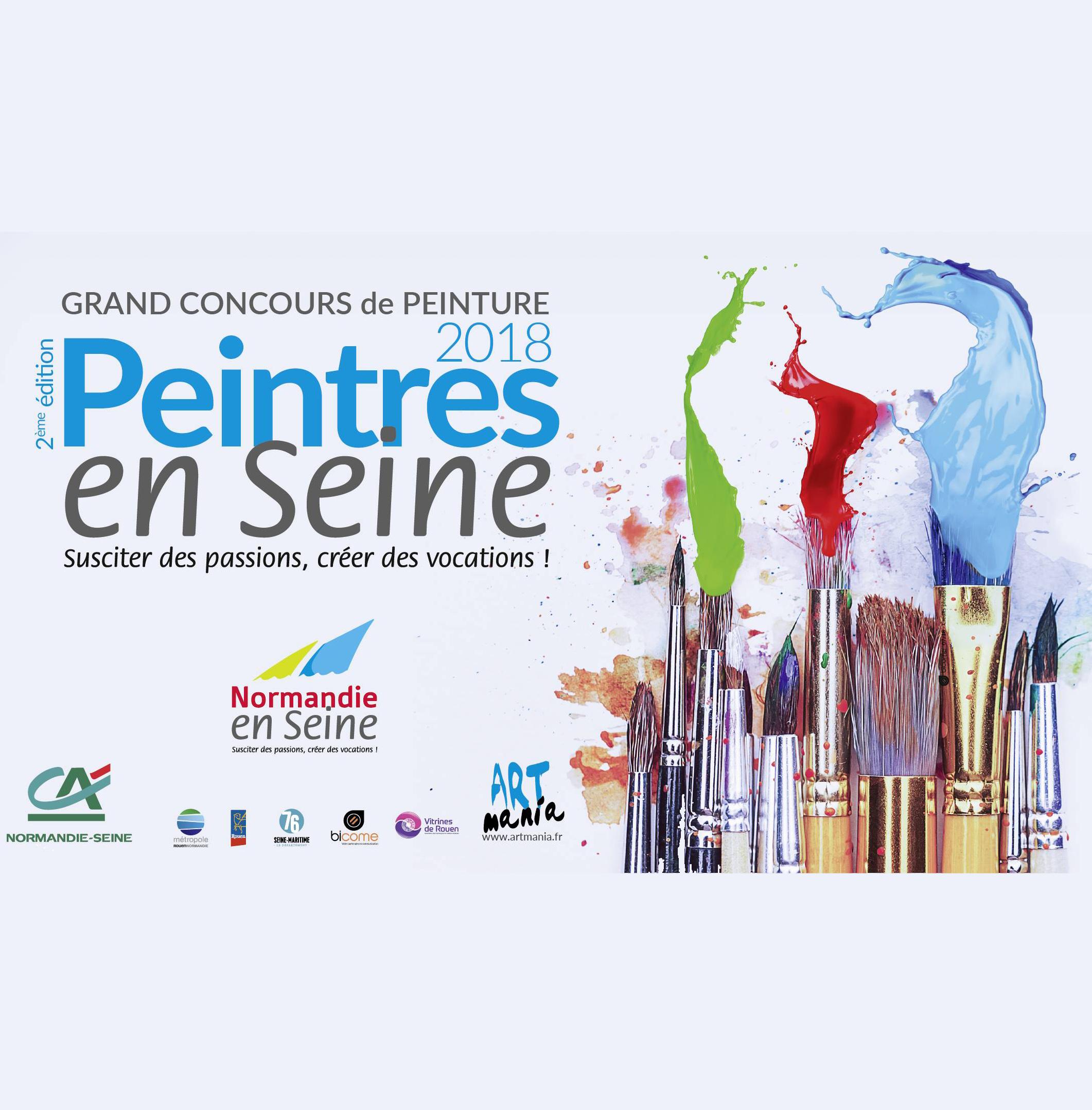 Concours de Peinture – Dimanche 16 septembre