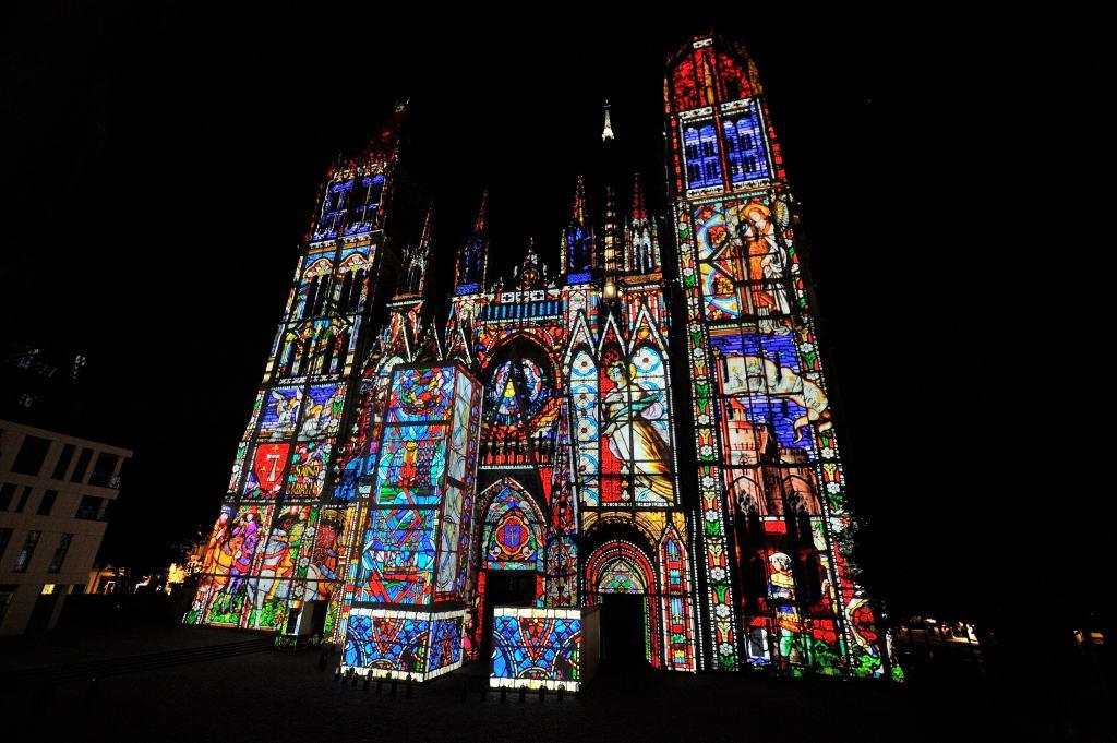 Cathédrale de Lumière 2020