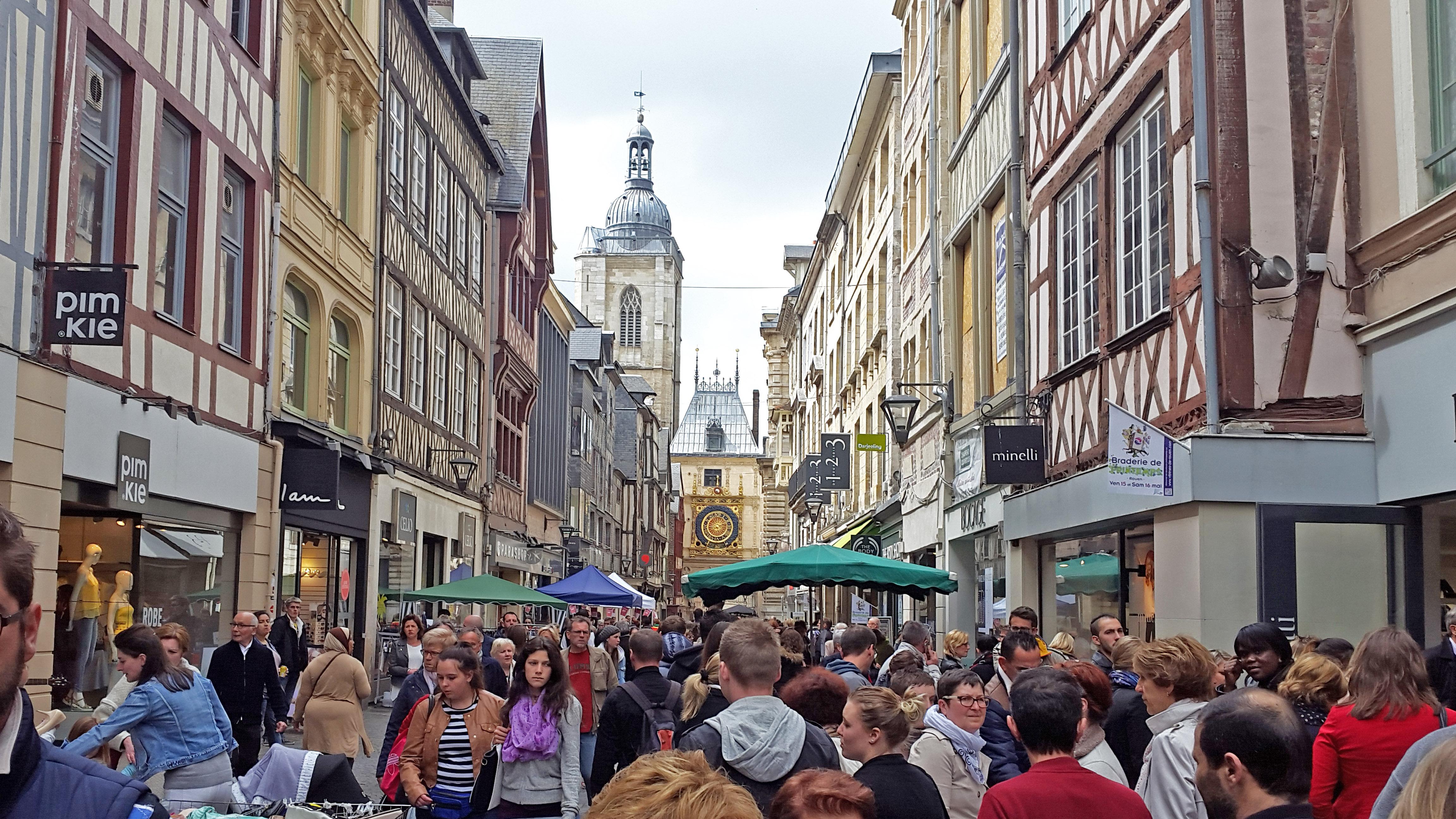 Braderies de Rouen 2020