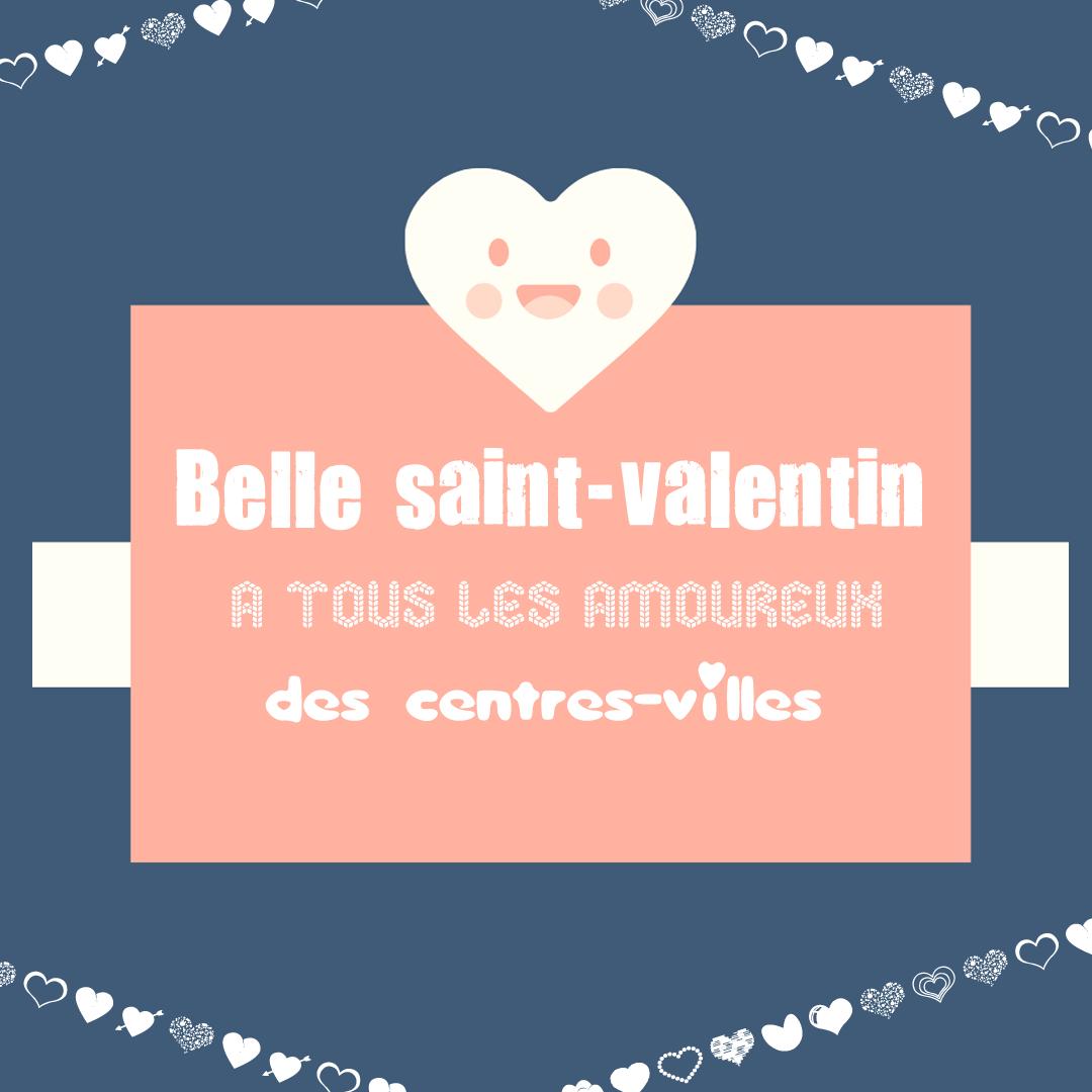 Joyeuse Saint Valentin!