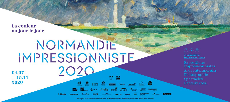 Normandie impressionniste 2020