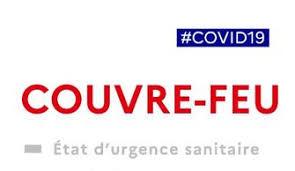 Couvre feu à Rouen